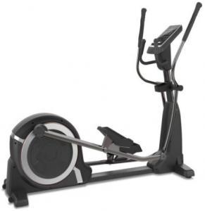 Commercial elliptical trainer