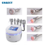 China rf cavitation slimming machine Skin Tightening Fat cellulite reduction beauty device 5 in 1 slimming machine on sale