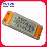 Quality Orange / Blue 12V Constant Voltage LED Driver 12W For LED strips , AC LED Power Supply wholesale