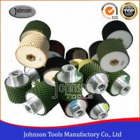 Quality 2 Inch 3 Inch  Diamond Drum Wheel , Diamond Sanding Drum With Resin Bond Material  wholesale