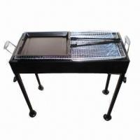 Quality Japanese BBQ grill with galvanized finish wholesale