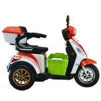Quality 3.00-10 / 3.00-10 Wheel Size Foldable Electric Scooter Front / Rear Full Charge Endurance wholesale