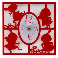 China OEM Home Decorative Wall clock with Wholesale Price on sale