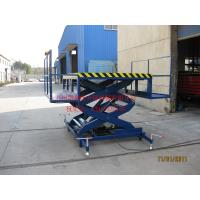 Quality Warehouse Stationary Manual Hydraulic Lift Hydraulic Drive For Equipment Installations wholesale