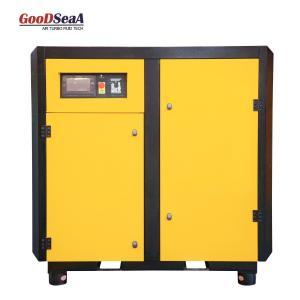 China 10.0m3/Min Energy Saving  55kw 8bar Stationary PM Air Compressor on sale