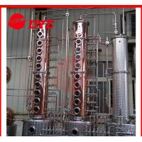 Quality Rum / Gin Mini Industrial Distillation Of Alcoholic Beverages Customized wholesale