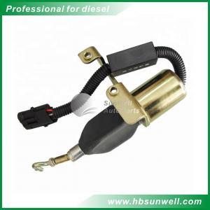 Quality 6CT Diesel Engine Solenoid Valve 5292297 5295567 5346207 4942879 Multi Size wholesale