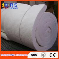 Bio Soluble 1260 Ceramic Fiber Blanket Insulation With Expansion Joint Seal