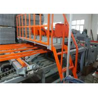 Quality Min 100mm Hole Size Automatic Wire Mesh Welding Machine 2.5m Width Easy Operation wholesale