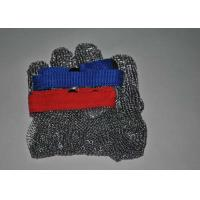 Quality Food Grade Stainless Steel Metal Mesh Butcher Gloves Cut Resistant Size Multiple wholesale