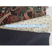 Quality 21W Corduroy Velvet Fabric In Solid Dyed & Corduroy Print Fabric wholesale