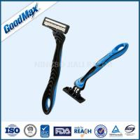 Quality Goodmax Triple Blade Razor With Aloe And Vitamin E Lubricant Strip ISO Approved wholesale