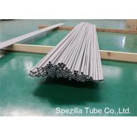 Quality 35-39 RC Seamless Stainless Steel Tube ASTM A268 TP410 0.89MM - 3.05MM Wall Thickness wholesale