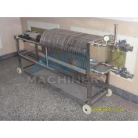 Quality Stainless Steel Plate and Frame Laboratory Small Filter Press wholesale