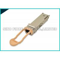 Quality QSFP28 Optical Transceiver Module 100GBASE-SR4 100 Gb / s Data Rate wholesale