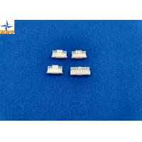 Quality Wire to board connectors pitch 1.00mm with lock PA66 CI16 wire housing wholesale