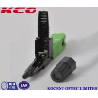 Quality 0.9mm Bare Fiber Optic Fast Connector Quick Assembly for FTTH GPON EPON wholesale