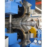 Quality Plastic Pipe Extrusion Line For PP / PE Double Wall Corrugated Pipe wholesale