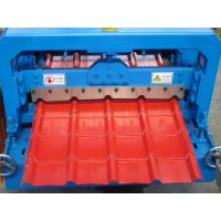 Electric R Panel Metal Roll Forming Equipment , Roll Form Machines For Roof , Wall