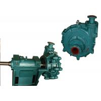 Cheap Large Capacity Elctric Pumping Sand Slurry , Portable Slurry Pump Easy Operation for sale