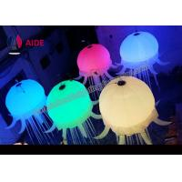 Cheap Bar Decoration LED star Inflatable Lighting Octopus Blow Up Le poulpe for sale