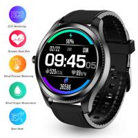 Quality Wireless Charging Nomadic Movement Body Temperature Smartwatch wholesale