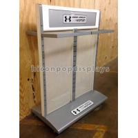 China Women Clothing Store Fixtures Freestanding Retail Clothing Display Rack Customized on sale