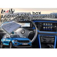 China Volkswagen T - ROC Android Auto Interface , Car Video Interface With 360 Panorama Sight View on sale