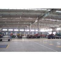 Cheap Large Span Logistics Steel Structure Warehouse Pre Engineered Customized for sale