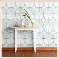 Buy cheap PVC Manufactured Home Acoustic 3D Wall Tile Decorative Colored Wall Paneling from wholesalers