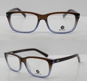 Quality Full Rim Retro Eyeglasses Frames , Latest Fashion Ladies Spectacle Frames wholesale