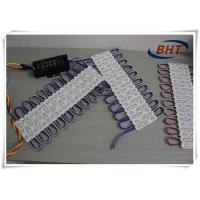 Quality 0.72W Injection Led Module , IP65 5050smd High Power Led Module CE Approval wholesale