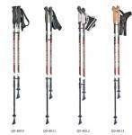 Quality Hiking Trekking Poles,High quality Anti-Shock carbon fiber Nordic Walking Trekking Stick Pole wholesale