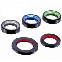 China Low-angle Ring Light for Machine Vision,  machine vision illumination,red, green, blue and white, aluminum shell on sale