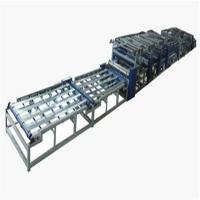 China 1300mm width 380V EPS sandwich panel forming machine 1 years Warranty on sale