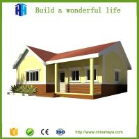 Quality long life span cement foam sandwich panel prefabricated house drawings wholesale