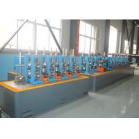 Quality Round Pipe Making Machine / Welded ERW Pipe Mill Equipment wholesale
