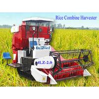 Quality Rice combine harvester 4LZ-2.0,Rice combine harvesting machine. wholesale