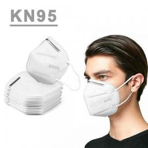 Quality Pm 2.5 Earloop Anti Virus Dustproof KN95 Face Mask wholesale