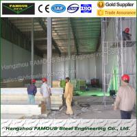 Quality Galvanized Cold Storage Insulated Roofing Panels Swing Door CE / COC wholesale