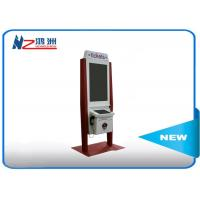 Quality 32 inch self service payment kiosk with RFID card reader and bill acceptor wholesale