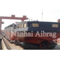 Quality Nanhai Airbag Inflatable Floating Marine Rubber Airbag for Ship Launching Landing wholesale