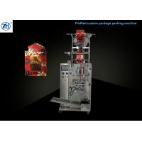 China Stainless Steel Powder Pouch Packing Machine , Plastic Pouch Packing Machine on sale
