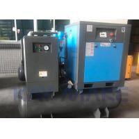 Quality Tank Mounted Oil Lubricated Air Compressor , Compressor For Industrial Use wholesale