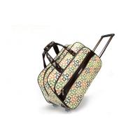 Quality Middle size duffel roller luggage bags for airplane , Small suit travel case wholesale