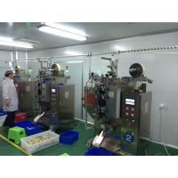 Quality Stainless Steel Durable Automatic Liquid Packaging Machine With 1 Year Warranty wholesale