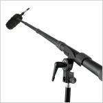Quality 12ft retractable carbon fiber boompole collapsable carbon fibre Poles wholesale