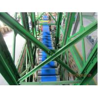 Quality 500mm - 1250mm Width Steel Coil Coating Line 12MT Carrying Capacity wholesale