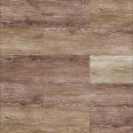 Quality Resilient Laminate Wood Look Vinyl Flooring , Living Room Flooring Wear Resistant wholesale