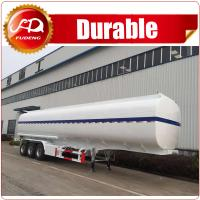 Buy cheap transporting highly flameable liquids petrol, crude oil, fuel tank trailer from wholesalers